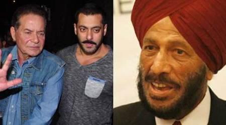Bollywood hasn't done any favours with biopic: Milkha Singh hits back at Salman Khan's father Salim Khan