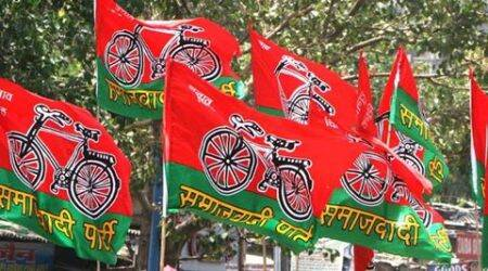 SP suspends four party MLAs for 'anti-party' activities