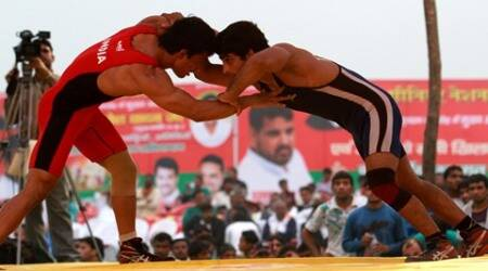 Wrestler Sandeep Tomar justifies selection, secures Rio 2016 Olympics quota