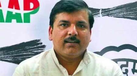 Kejriwal will not be the face of AAP in Punjab: Sanjay Singh