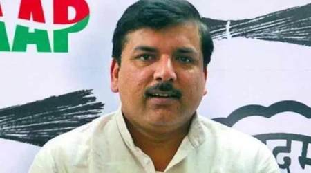 AAP MP Sanjay Singh says will file petition in Delhi HC to ensure PM Modi's presence inParliament