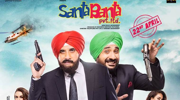 Santa Banta, Santa Banta cast, Santa Banta movie, Santa Banta upcoming film, Santa Banta news, Santa Banta latest news, Entertainment news