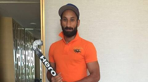 Sardar Singh, Hockey Olympics, Hockey Rio Olympics, Indian Hockey, Hockey India, Hockey captain, Hockey men's captain India, Hockey captain India, India hockey captain, Hockey Rio 2016, 2016 Hockey Olympics, Hockey at Olympics, India Hockey 2016 Olympics, Olympics news, Olympics