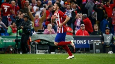 Champions League, Champions League news, Champions League updates, Bayern Munich vs Atletico Madrid, Atletico Bayern, Saul Niguez, Saul Niguez goal, sports news, sports, football news, Football