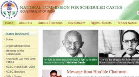 Scheduled Caste Commission report: 'SCs don't get SC funds'