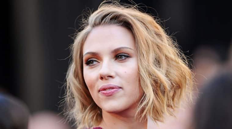 Scarlett Johansson, highest grossing actress, Hollywood