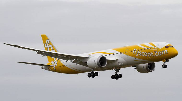 Singapore Based Scoot Announces Entry To Indian Market