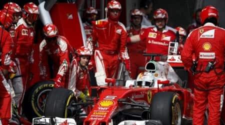 Sebastian Vettel hits out at 'torpedo' DaniilKvyat