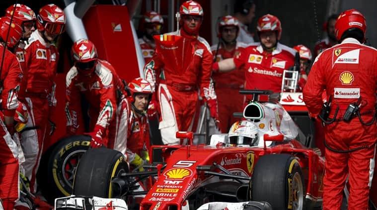 China Grand Prix, China Grand Prix updates, China Grand Prix news, China GP, Sebastian Vettel, Daniil Kvyat, sports news, sports, motor sports