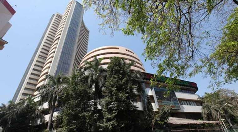 sensex, sensex drop, sensex 184 point hit, NSE, NTPC, Reliance, Tata Steel, BHEL, Axis Bank,  Maruti, business news
