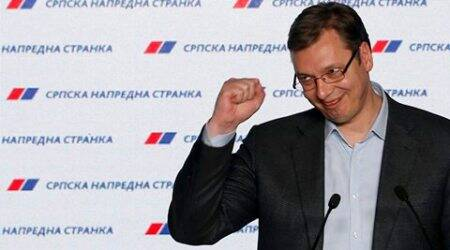 Pro-EU Progressive Party sweeps Serbian parliamentary elections