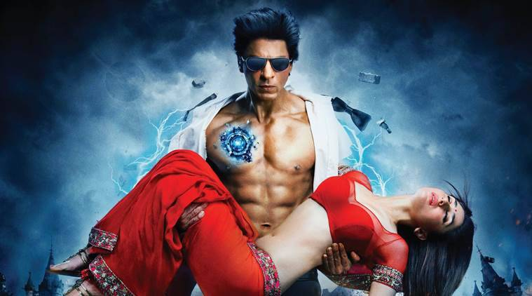 SRK, Shah Rukh Khan, Ra One, SRk ra one, Shah Rukh KHan Ra one, Entertainment news