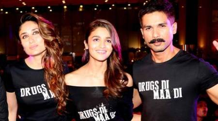 Shahid Kapoor and Kareena Kapoor indicated that they may never romance again on screen at the trailer launch of Udta Punjab.