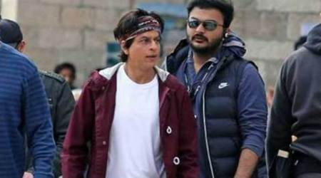 Shah Rukh Khan is enthusiastic like a teenager: Fan director Maneesh Sharma