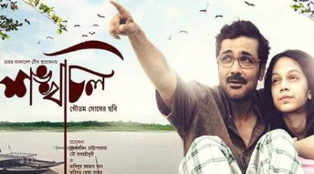 Goutam Ghose's film Sankhachil released in India, Bangladeshsimultaneously