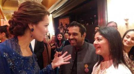 Shankar Mahadevan and son Siddharth wow Prince William and Kate Middleton with their 'breathless' performance