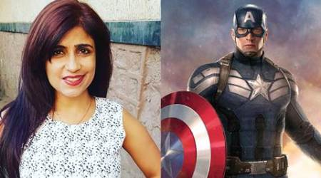 I am a huge fan of Captain America: Shibani Kashyap