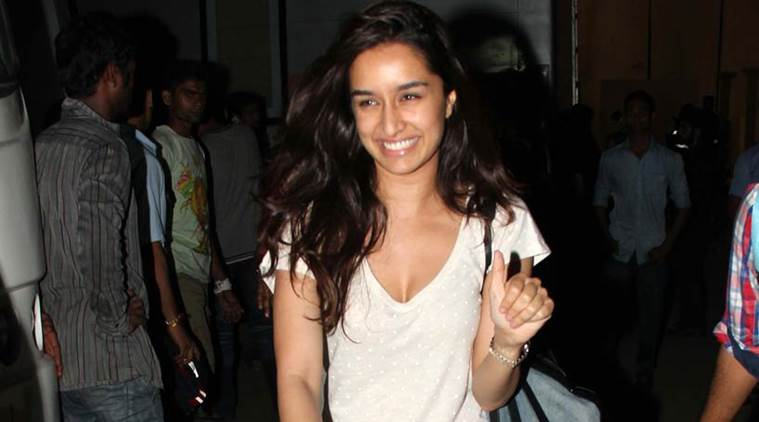 Shraddha Kapoor has previously walked ramp for fashion biggies like Namrata Joshipura, Rohit Bal and Ken Ferns.