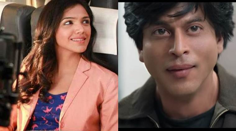 srk, fan, fan movie, Shah Rukh Khan,  Shriya Pilgaonkar, Shriya Pilgaonkar fan, Shriya Pilgaonkar film, sachin daughter Shriya Pilgaonkar, Shriya Pilgaonkar news, Shriya Pilgaonkar father, entertainment news
