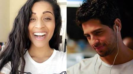 Sidharth Malhotra's 'good deeds' lesson to Lilly Singh