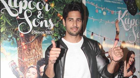Change in my attitude post 'Kapoor and  Sons': Sidharth Malhotra