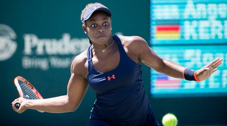 CharlestonOpen, Charleston Open updates, Charleston Open news, Charleston Open scores, Sloane Stephens vs Angelique Kerber, sports news, sports, tennis news, Tennis