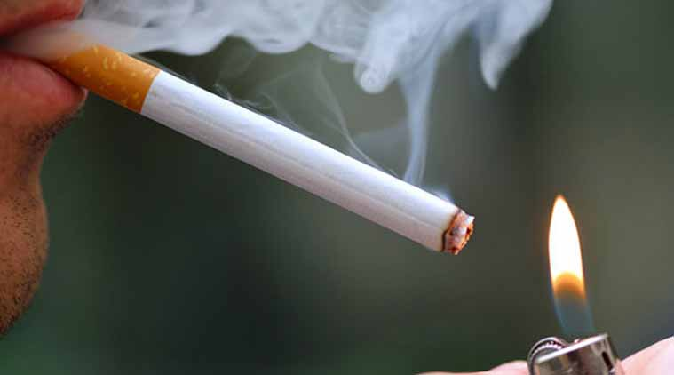 Although men and women are equally influenced by tobacco, males tend to smoke more than females, finds new research. (Photo: Thinkstock)