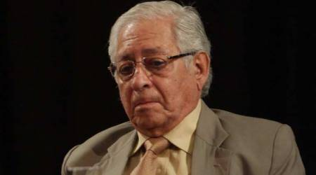 Criticism of govt does not amount to sedition: Soli Sorabjee