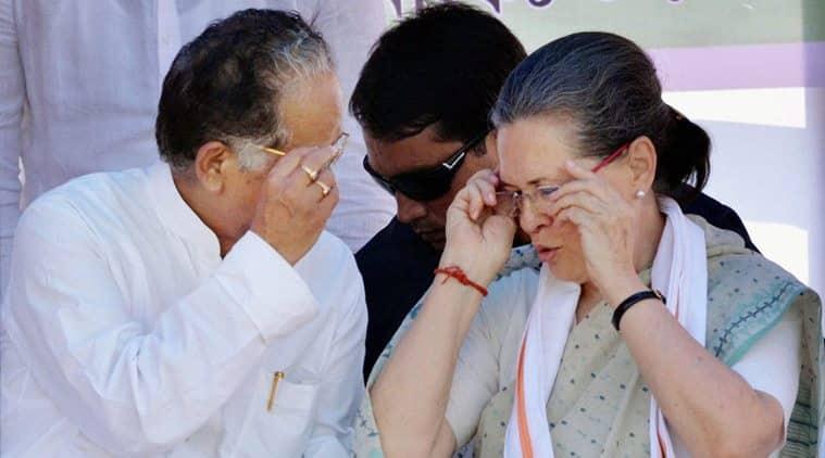 uttar pradesh elections, UP Congress, UP Nirmal Khatri, Sonia Gandhi, Khatri Sonia meet, regional news, India News