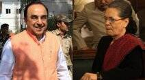 sonia gandhi, subramanian swamy, vvip chopper scam, AgustaWestland, AgustaWestland chopper scam, congress AgustaWestland, bjp AgustaWestland, sonia vs swamy, ahmed patel, James Christian Michel, sonia gandhi vvip chopper scam, india news, latest news