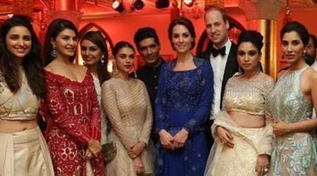 Was special to meet Prince William and Kate: Sophie Choudry