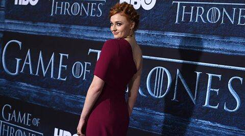 I am terrified off my death on Game of Thrones: Sophie  Turner