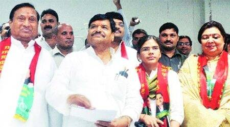 UP: Controversial BJP leader joins SP, declared assembly pollcandidate