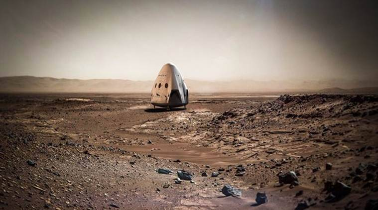 SpaceX, SpaceX Red Dragon capsule Mars, Manned mission to Mars, Mars man mission, Elon Musk, NASA, science, science news, tech news, technology