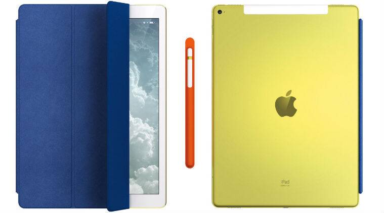 Apple, iPad pro, special iPad Pro, iPad Pro auction, Jony Ive, most expensive iPad Pro, special edition iPad Pro, Design Museum of London, Apple Pencil blue cover, smartphones, gadgets, technology, technology news