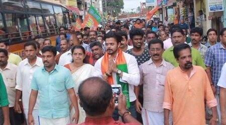 Sreesanth called Kerala a city, and got a Geography lesson plustrolling