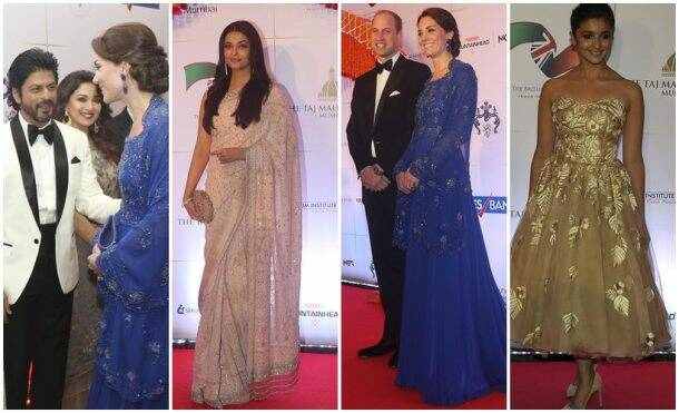 Prince williamm, Kate Middleton, Kate William, SRK, Aishwarya Rai, Alia Bhatt