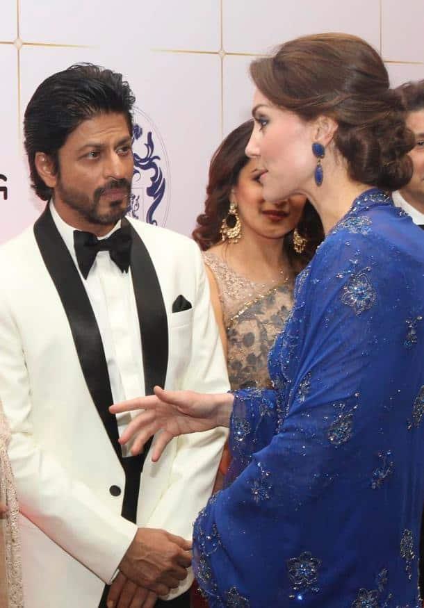 SRK, Kate
