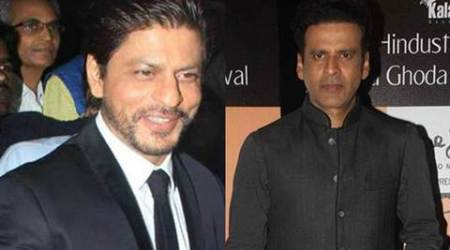 Shah Rukh Khan, Manoj Bajpayee, Shah Rukh Khan upcoming movies, Shah Rukh Khan movies, Manoj Bajpayee upcoming movies, Manoj Bajpayee movies, Manoj Bajpayee news, Entertainment news