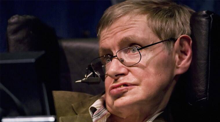 Stephen Hawking, Hawking, British physicist, Physicist hawking, new planet, discover planet, climate change, earth climate, 100 years on earth, science news, indian express news