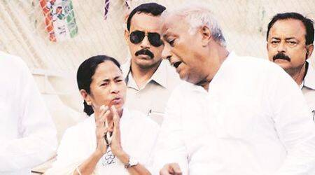 TMC MP Saugata Roy takes a dig at Congress' novel bid to check defection