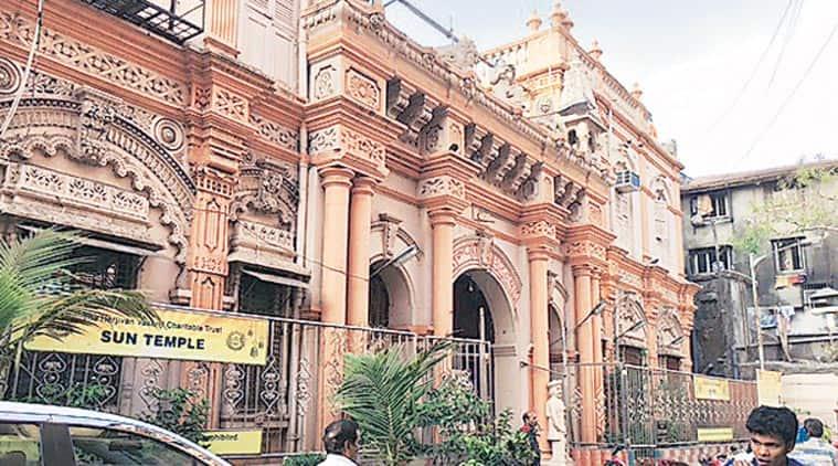 once upon a time, mumbai time, mumbai temple, sun temple, Bhuleshwar sun temple , mumbai news