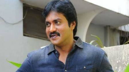 Sunil at his comic best in a cameo in 'Eedo Rakam Aado Rakam'
