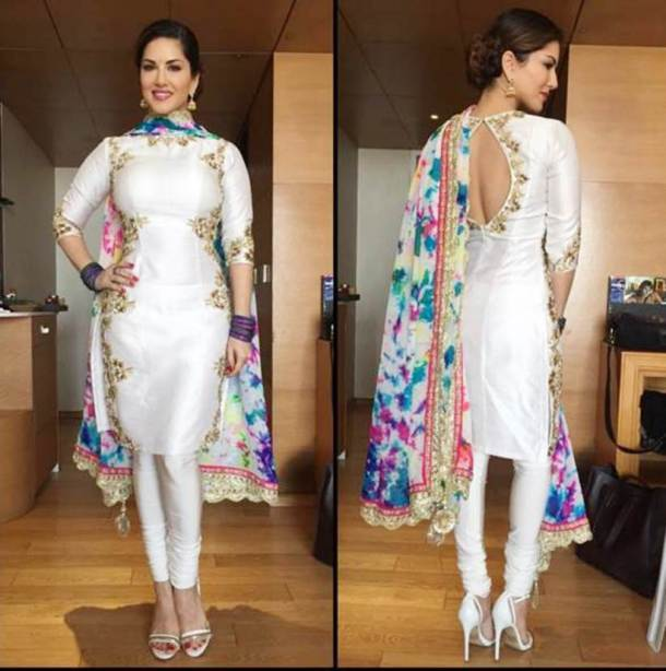 Photos Style File Sunny Leone S Sizzling Style Quotient The Indian Express