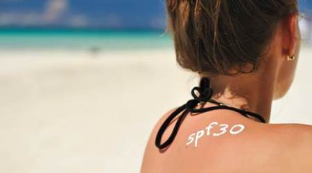 Apply SPF30 sunscreen to delay onset of skin cancer