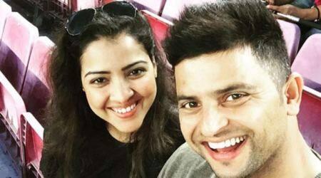 Suresh Raina, Suresh Raina wife, Suresh Raina wife baby, Suresh Raina wife photos, Suresh Raina father, Cricket