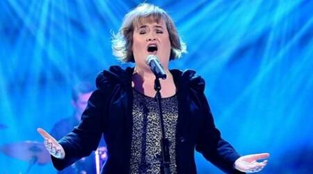 Susan Boyle hospitalised after meltdown at Heathrow airport