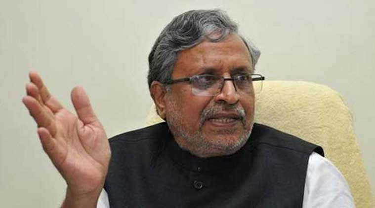 sushil modi news, tej pratap news, india news, indian express news