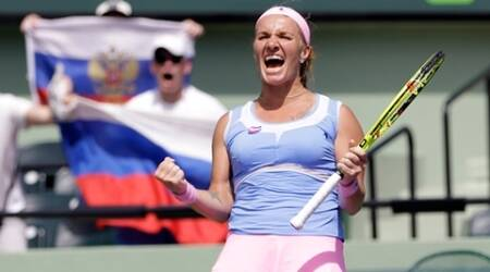 Kremlin Cup, WTA tour, Johanna Konta, Svetlana Kuznetsova, WTA Singapore finals, WTA news, tennis news, sports news, latest news, Indian express