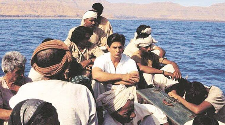 A still from Shah Rukh Khan starrer Swades